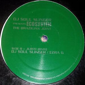 DJ SOUL SLINGER presents ECOSYSTEM – The Brazilian Joint