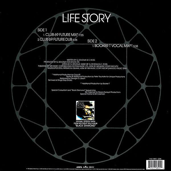 ANGIE STONE - Life Story