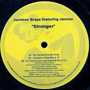JAMISON BRAYE feat JANNAE - Stronger