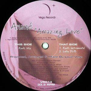 ANANE' - Amazing Love